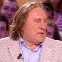 Zapping : Edouard Baer tente tant bien que mal de contenir Gérard Depardieu au