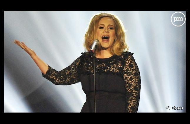 Adele signe la meilleure vente d'albums en France au premier semestre 2012