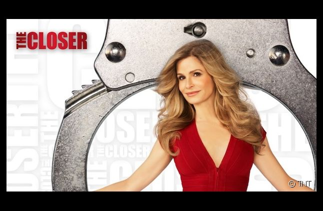 "Kyra Sedgwick dans ""The Closer"""