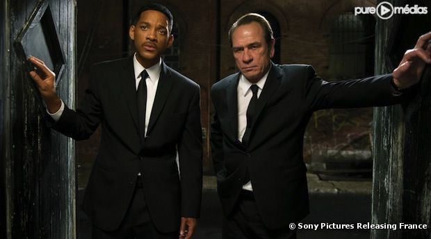 "Columbia prépare ""Men In Black 4"""