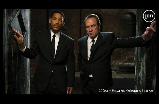 "Columbia prépare ""Men In Black 4"""