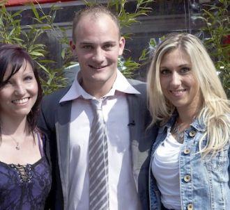 Bertrand, Justine et Caroline