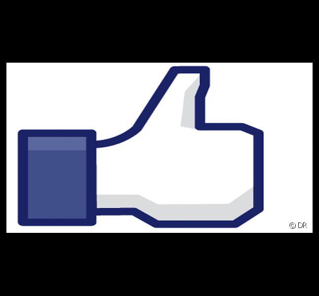 """Bouton """"J'aime"""" sur Facebook"""