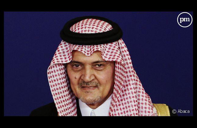 Le Prince Saoud Al-Fayçal, ministre des Affaires étrangères saoudien