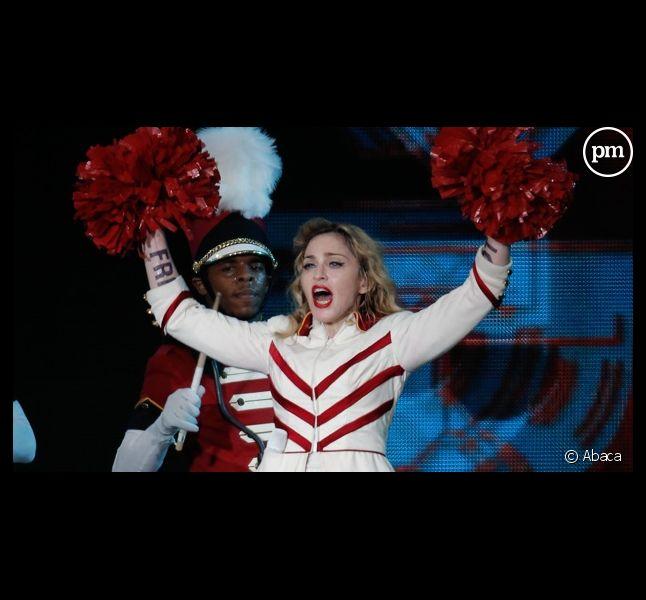 Madonna en concert à Nice