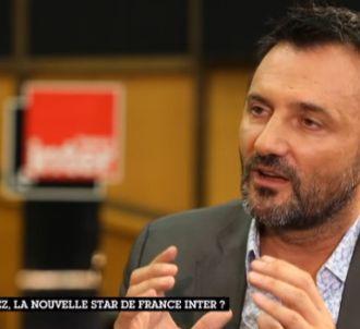 Frédéric Lopez interrogé par Anne-Elisabeth Lemoine dans...