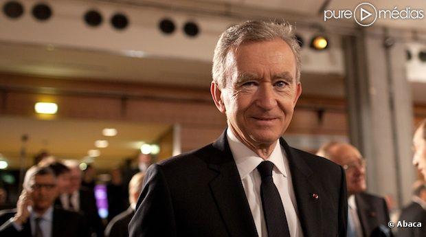 Bernard Arnault, le PDG de LVMH, est aussi propriétaire du journal Les Echos.