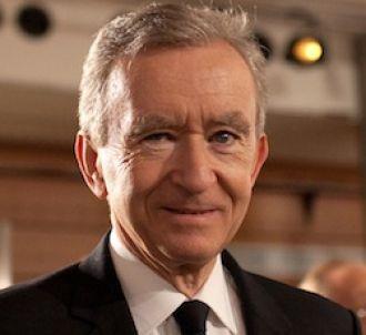 Bernard Arnault, le PDG de LVMH, est aussi propriétaire...