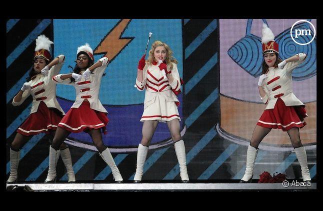 Madonna a annoncé monter prochainement sur scène avec sa rivale, Lady Gaga