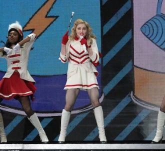 Madonna a annoncé monter prochainement sur scène avec sa...