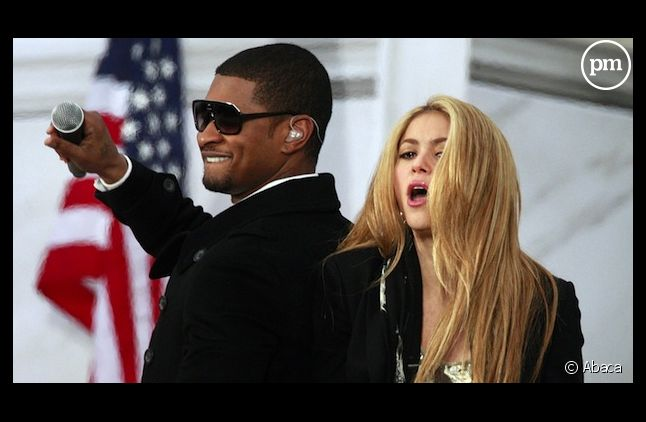"""Shakira et Usher remplacent Christina Aguilera et Cee-Lo Green dans la quatrième saison de la version américaine de """"The Voice"""""""