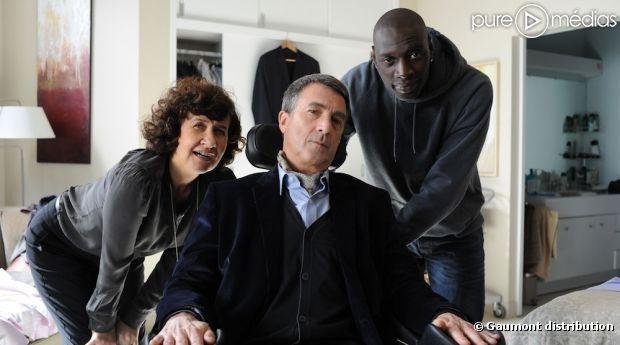 """""""Intouchables"""" représentera la France aux Oscars."""