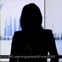 Zapping : Une journaliste d'i-Télé plongée dans le noir