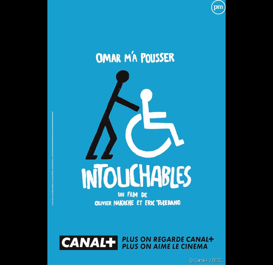 Campagne sur la rentrée cinéma de Canal +.