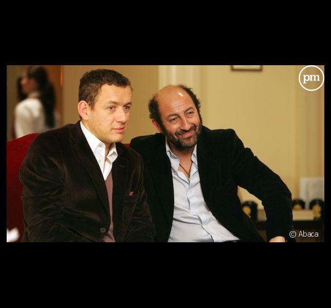 """Kad Merad et Dany Boon se donneront la réplique dans """"Super Condriaque"""""""