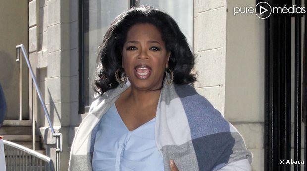 1. Oprah Winfrey