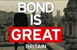 Pub : L'office de tourisme britannique fait sa promotion avec James Bond