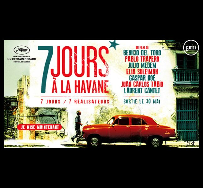 """""""7 jours à la Havane""""."""