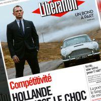 La critique du dernier James Bond par Libération laisse les internautes pantois