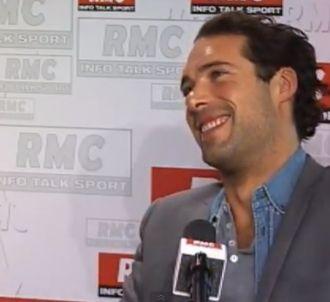 Nicolas Bedos dans 'Les grandes gueules' sur RMC.