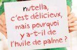Nutella s'offre une double page pour défendre l'huile de palme