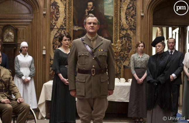 """Le cast de """"Downton Abbey"""""""