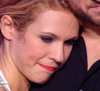 Lorie très émue au moment de quitter 'Danse avec les...