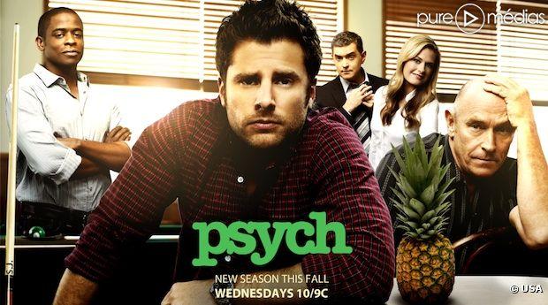 Psych - Enquêteur malgré lui saison 8