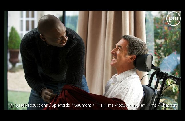 """Canal+ diffuse le film événement """"Intouchables"""""""