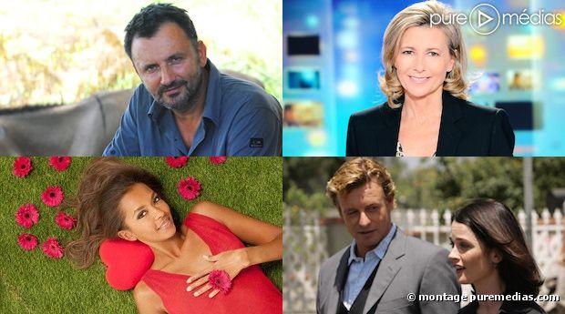 Les programmes les plus puissants de la télé française