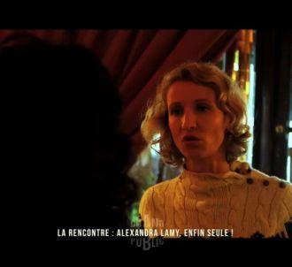 Alexandra Lamy dans 'Grand Public' sur France 2.