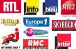 Audiences radio : RTL leader, records pour RMC et France Bleu, Virgin au plus bas