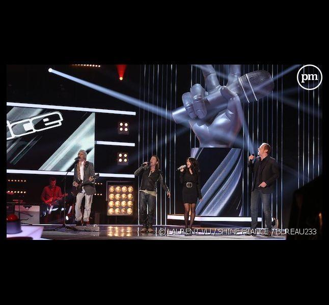"""Florent Pagny n'a pas constaté d'effet """"The Voice"""" sur ses ventes d'albums"""