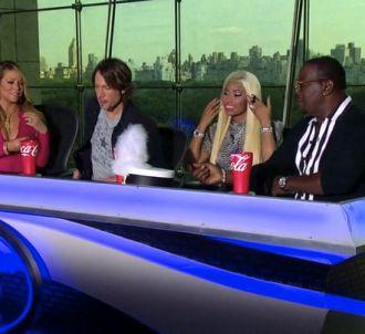 Le jury d''American Idol' saison 12 : Mariah Carey, Keith...