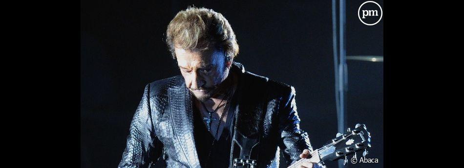 """Johnny Hallyday, chanteur français le mieux payé en 2012 selon """"Challenges"""""""