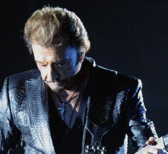 Johnny Hallyday, chanteur français le mieux payé en 2012...