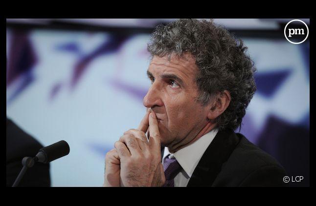 Gérard Leclerc, le patron de LCP-AN.