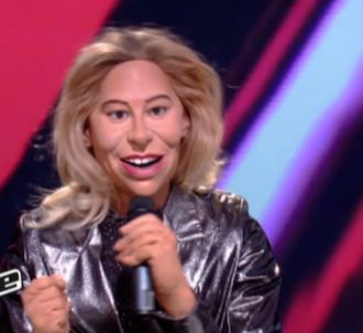 'Les Guignols' parodient Sophie, fille de Bernard Tapie,...