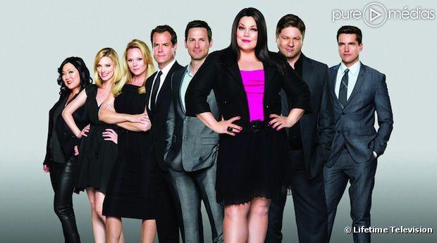 """Lifetime renouvelle """"Drop Dead Diva"""" pour une saison 5 après l'avoir annulée !"""