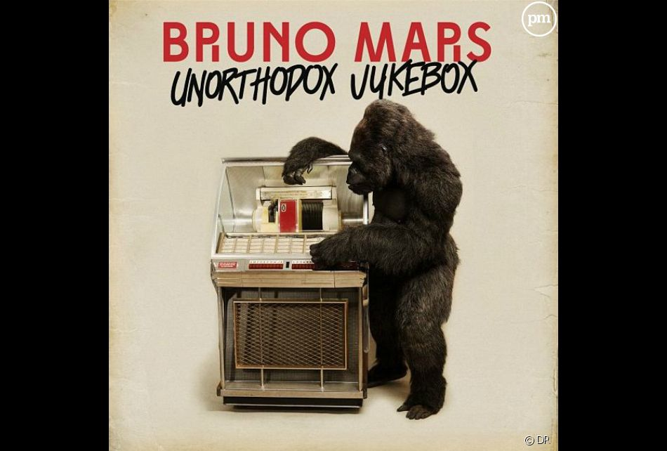 "1. Bruno Mars - ""Unorthodox Jukebox"""