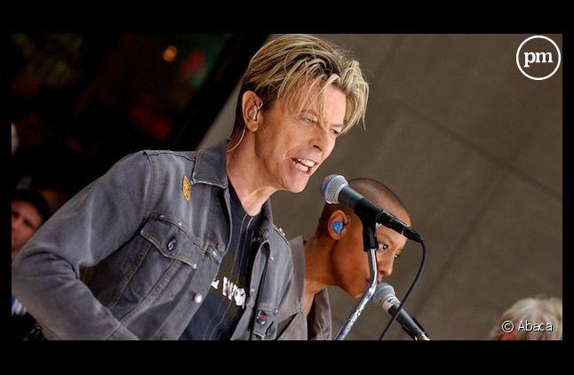"""David Bowie en tête des charts anglais avec """"The Next Day"""""""