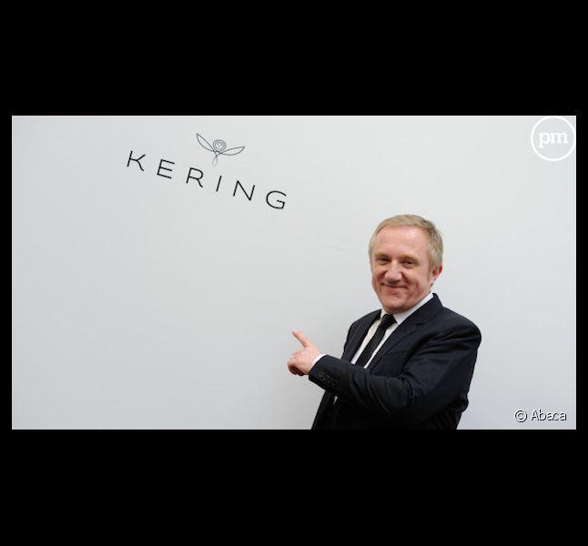 Kering, nouvelle dénomination du groupe PPR.
