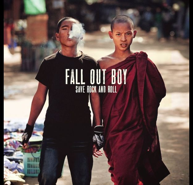 """1. Fall Out Boy - """"Save Rock and Roll"""""""
