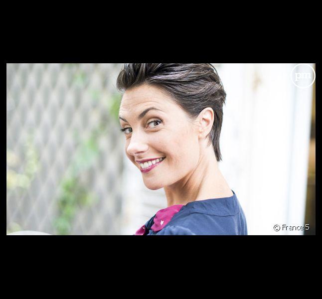 """Alessandra Sublet quitte """"C à vous"""" après 4 saisons."""