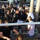 """Un homme a été arrêté après que des détonations ont été entendues pendant """"Le Grand Journal de Canal+""""."""