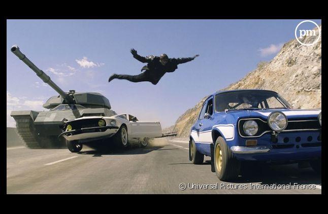 """""""Fast & Furious 6"""" démarre en tête du box-office américain"""