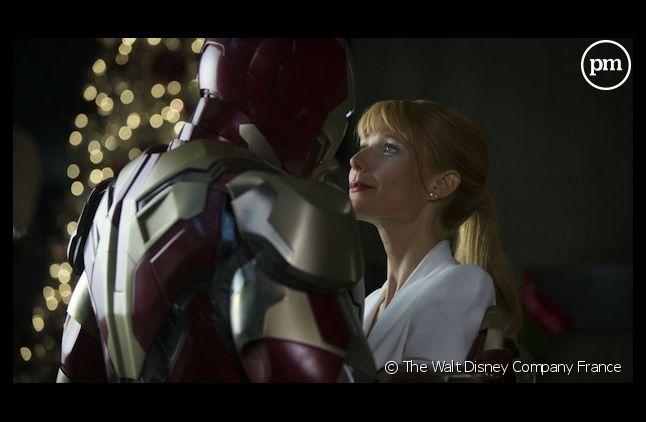 """""""Iron Man 3"""" devient le cinquième plus gros succès de l'histoire"""