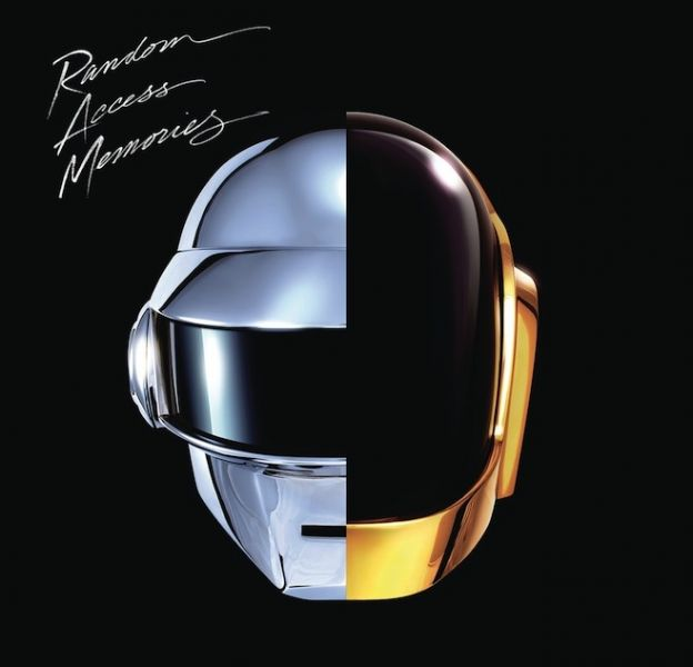 "1. Daft Punk - ""Random Access Memories"""