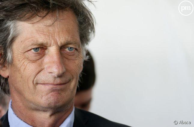 Nicolas de Tavernost, président du directoire du groupe M6.
