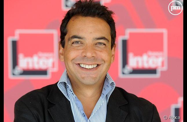 Patrick Cohen, le matinalier de France Inter.